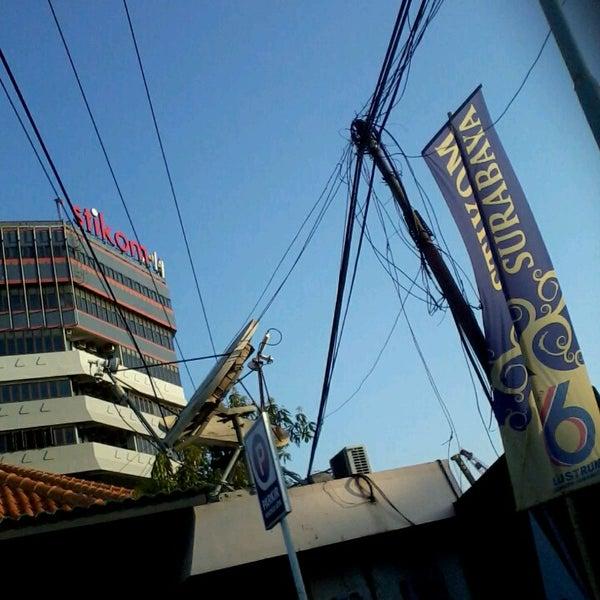B 501 Stikom Surabaya Jl Gedung Baruk Raya No 98