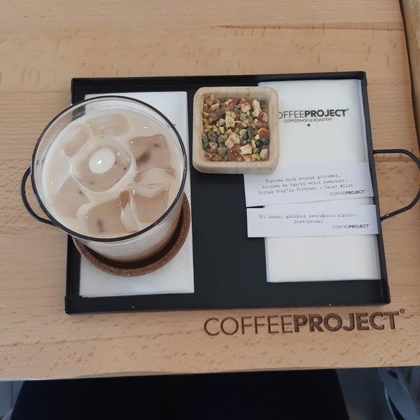 7/20/2019 tarihinde Şebnem D.ziyaretçi tarafından Coffee Project'de çekilen fotoğraf