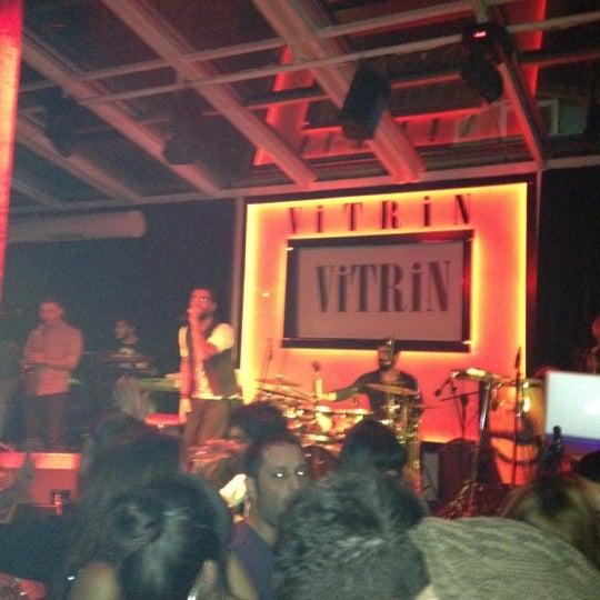 Снимок сделан в Vitrin Club пользователем Selahattin A. 11/16/2012