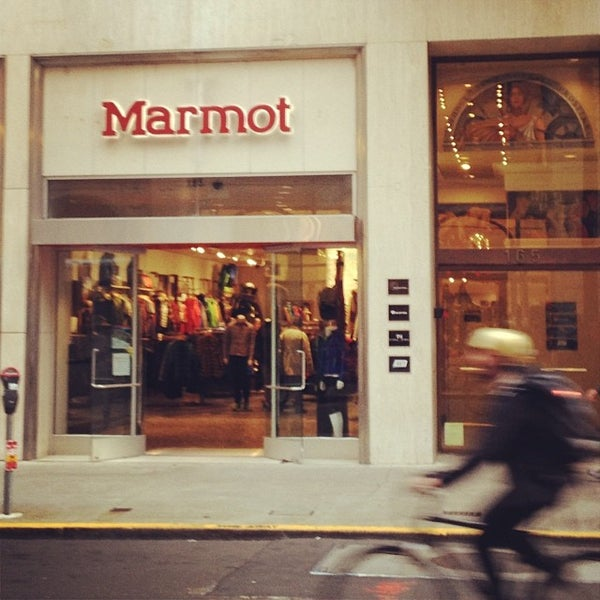 Marmot - Clothing Store in Downtown San Francisco-Union Square
