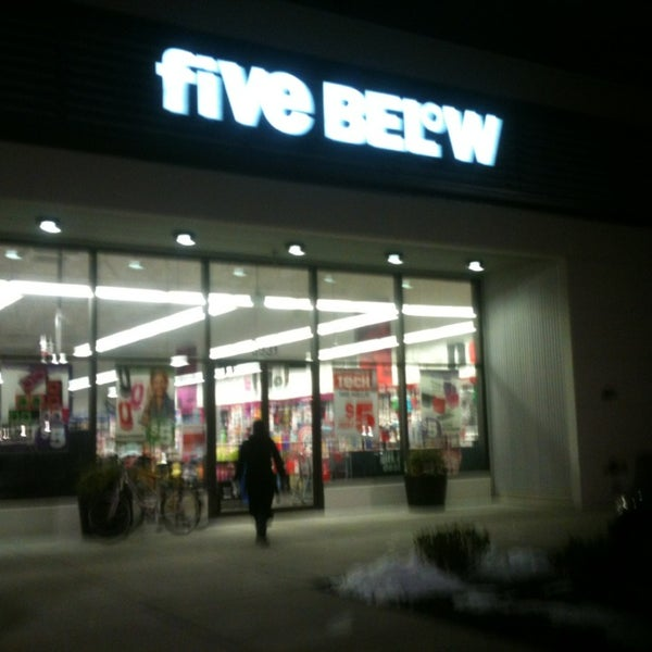 Photos at Five Below - Discount Store in Southeastern Baltimore