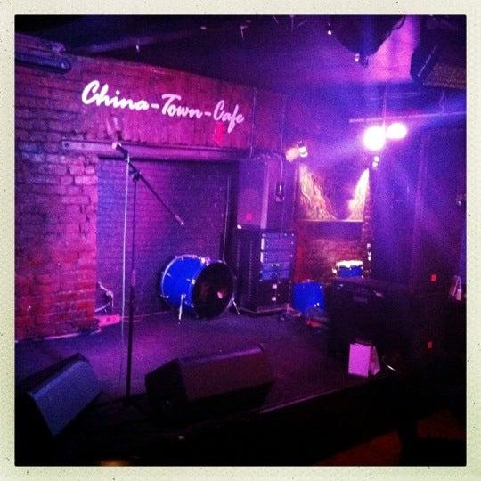 Das Foto wurde bei China Town Café von Венедиктов М. am 12/17/2012 aufgenommen