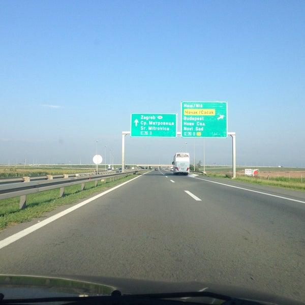 Photos At Autoput E 70 Beograd Sid Road