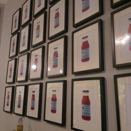 Das Foto wurde bei NOODELI - Pasta Take Away von Ingi E. am 12/1/2012 aufgenommen
