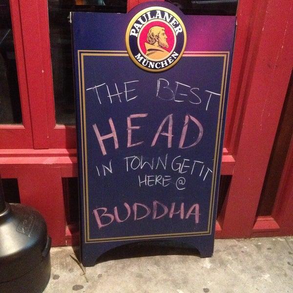 Foto diambil di Buddha Beer Bar oleh Robert G. pada 4/15/2013