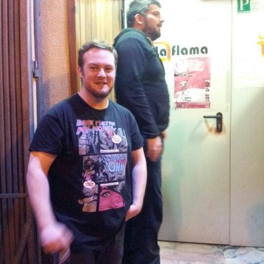 12/23/2012에 Pablo E.님이 La Flama에서 찍은 사진