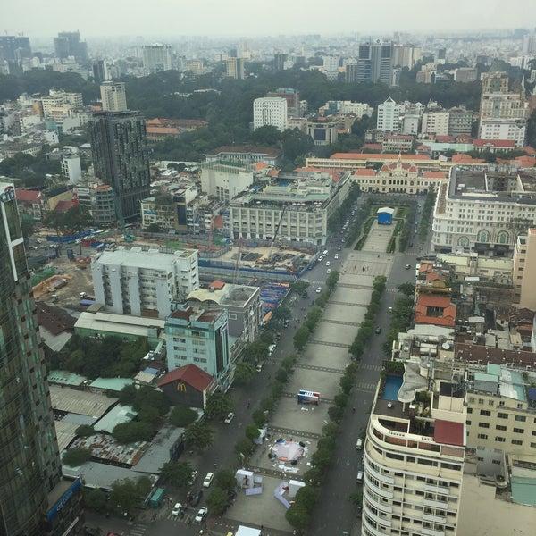 11/10/2017 tarihinde Ebrahim A.ziyaretçi tarafından The Reverie Saigon'de çekilen fotoğraf