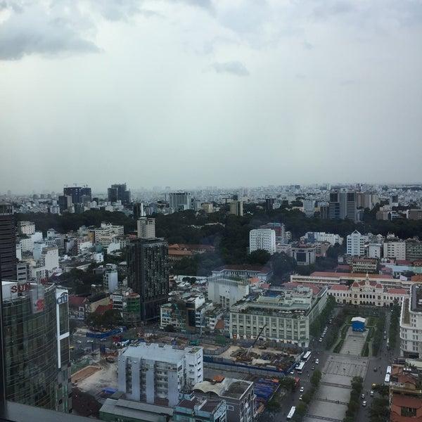 11/7/2017 tarihinde Ebrahim A.ziyaretçi tarafından The Reverie Saigon'de çekilen fotoğraf