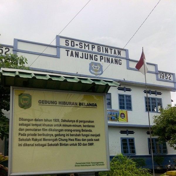 Sds Smp Bintan 12 Visitors