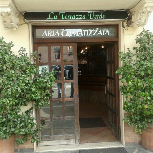 Photos At Ristorante La Terrazza Verde Via Tiberi 4 6 8