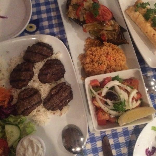 12/21/2017에 Sarah R.님이 Anatolia Restaurant에서 찍은 사진