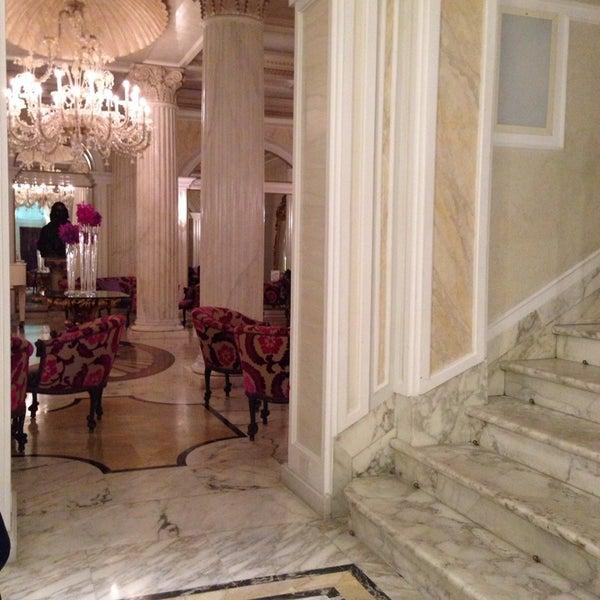 5/13/2014にMarta K.がGrand Hotel Des Bainsで撮った写真