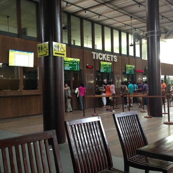 Foto tirada no(a) Singapore Zoo por Delyne 曾. em 1/4/2013