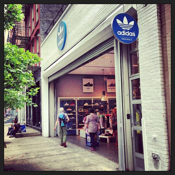 adidas 610 broadway new york ny 10012