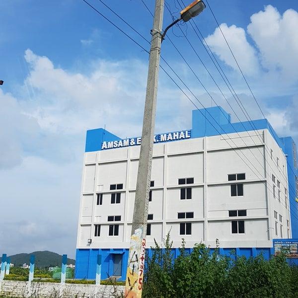 Mahindra Research Valley - Mahindra World City