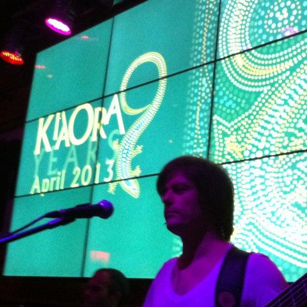 3/28/2013 tarihinde Milena R.ziyaretçi tarafından Kia Ora Pub'de çekilen fotoğraf