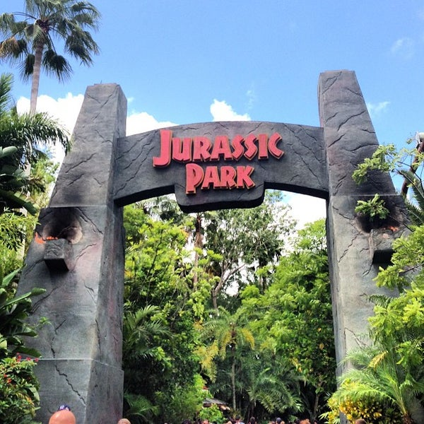 Jurassic Park River Adventure 140 Tipps