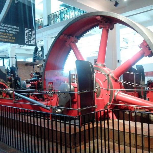 5/2/2013 tarihinde Ilya S.ziyaretçi tarafından Science Museum'de çekilen fotoğraf