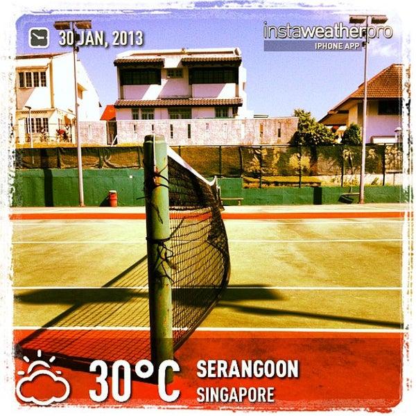 Burghley Squash and <b>Tennis</b> Centre