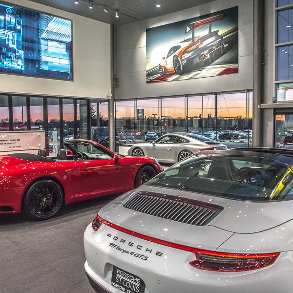 photos at porsche st. louis - auto dealership in saint louis