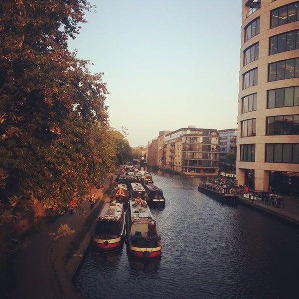 รูปภาพถ่ายที่ London Canal Museum โดย Kieran D. เมื่อ 9/16/2014