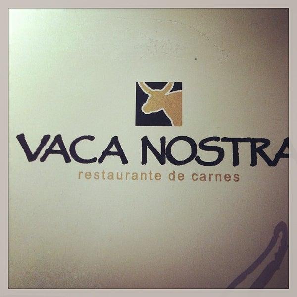 1/26/2013에 Jaime V.님이 Restaurante Vaca Nostra에서 찍은 사진
