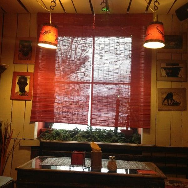 Снимок сделан в Кофейня «Кардамон» и лавка «Коллекция Пустяков» пользователем Evgeniya M. 1/7/2013