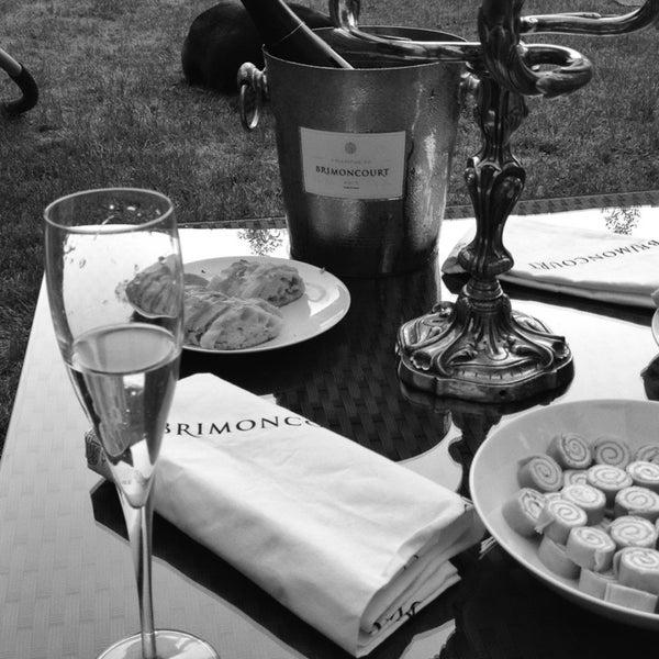 Das Foto wurde bei Champagne BRIMONCOURT von Made in C. am 7/2/2013 aufgenommen