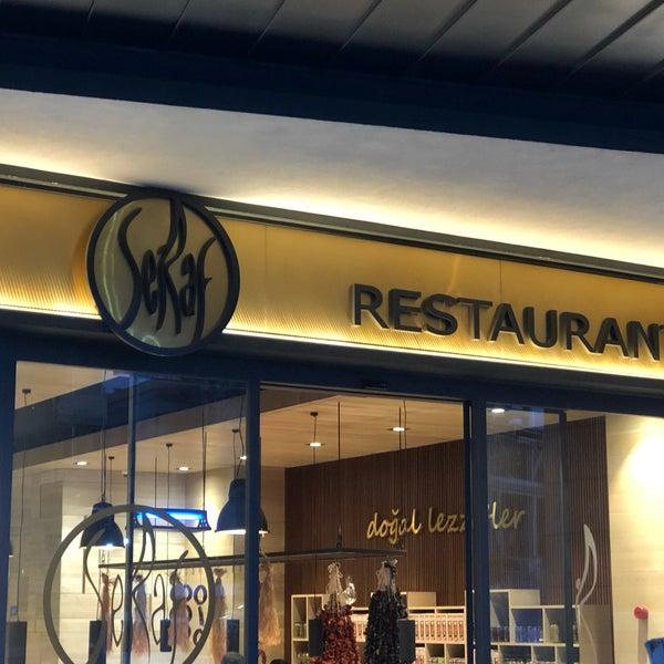 2/15/2019 tarihinde Elif A.ziyaretçi tarafından Seraf Restaurant'de çekilen fotoğraf