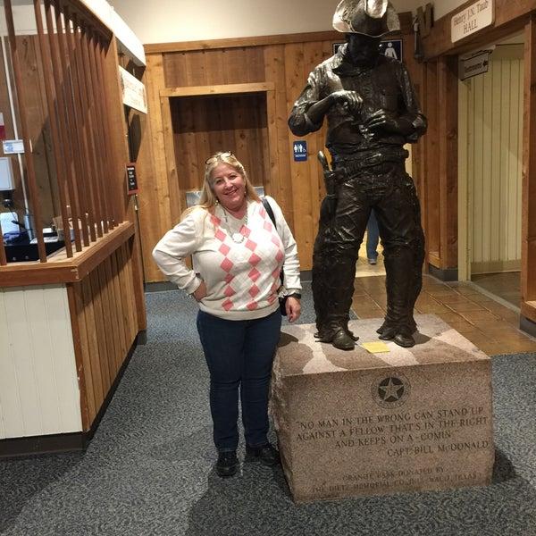 Foto scattata a Texas Ranger Hall of Fame and Museum da Vicki V. il 3/14/2017