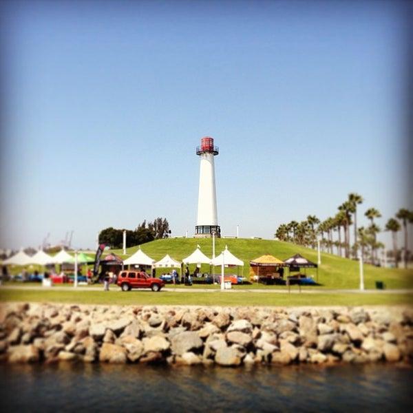 Снимок сделан в Parkers' Lighthouse пользователем Nathan V. 8/24/2013