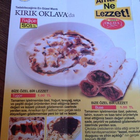 10/30/2012에 Öf E.님이 Kırık Oklava에서 찍은 사진