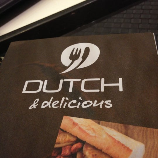 Photo taken at Dutch & Delicious by Carrie R. on 12/12/2012