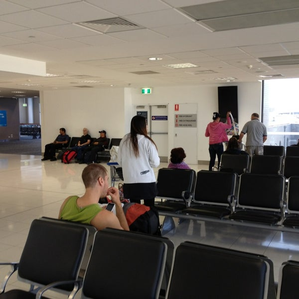 Photos at Gate 24 - Airport Gate in Sydney Airport