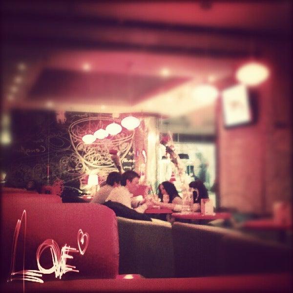 Снимок сделан в М'арт пользователем Ksenia Z. 12/9/2012