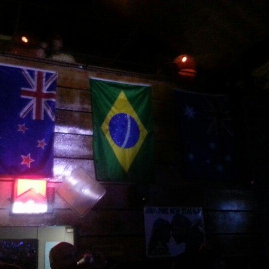 1/20/2013 tarihinde Simone F.ziyaretçi tarafından Kia Ora Pub'de çekilen fotoğraf