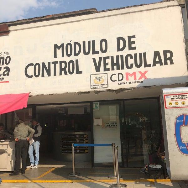 Modulo De Expedición De Licencias Y Control Vehicular