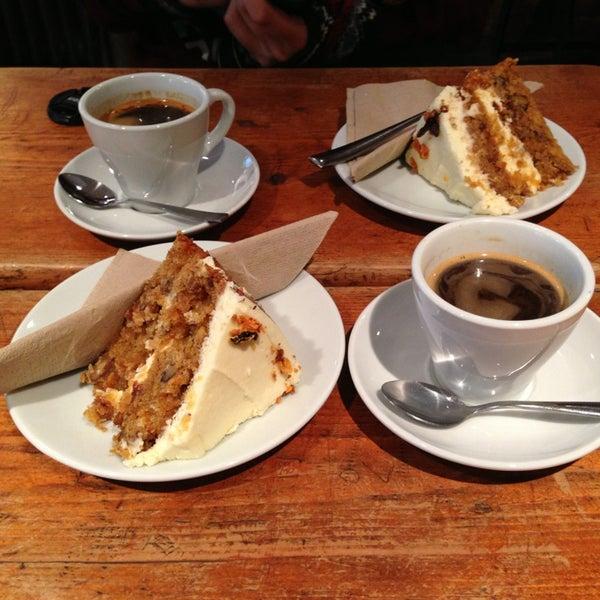 Foto diambil di Brew Lab Coffee oleh minnie c. pada 3/28/2013