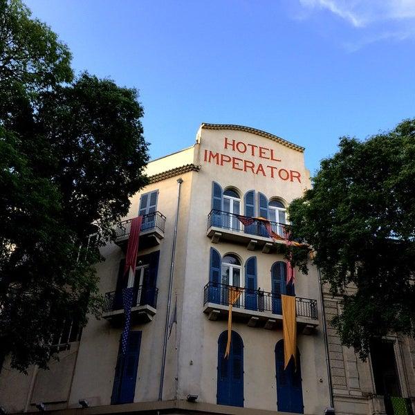 Photo prise au Hôtel IMPERATOR**** par Pascal C. le5/24/2015