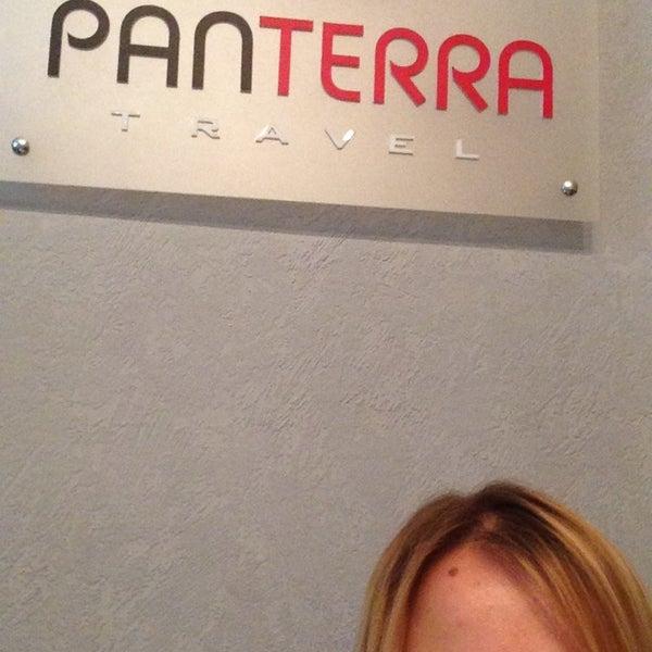 Foto tirada no(a) Pan Terra Travel por Katya P. em 8/7/2013