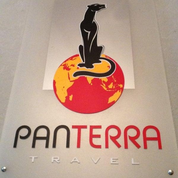 Foto tirada no(a) Pan Terra Travel por Katya P. em 7/22/2013