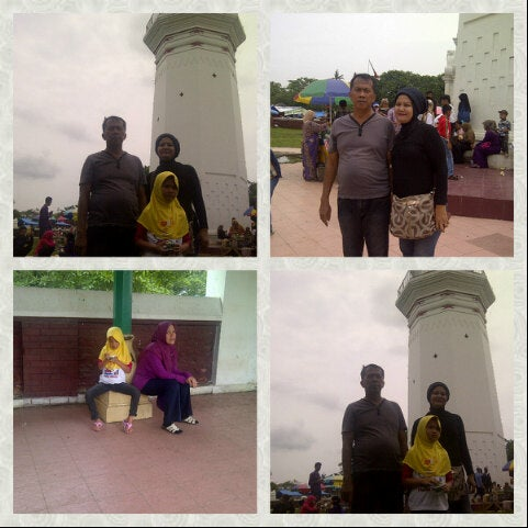 Photos At Menara Banten Monument Landmark