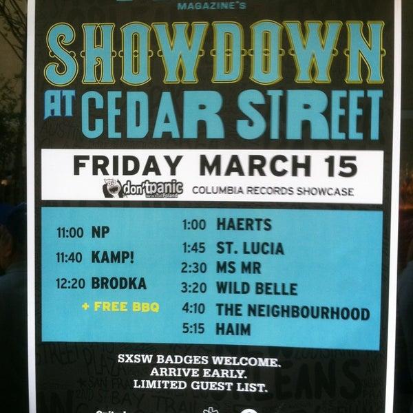 Photos at Cedar Street Courtyard - Lounge in Downtown Austin