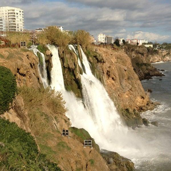 1/13/2013 tarihinde Sima E.ziyaretçi tarafından Düden Şelalesi'de çekilen fotoğraf