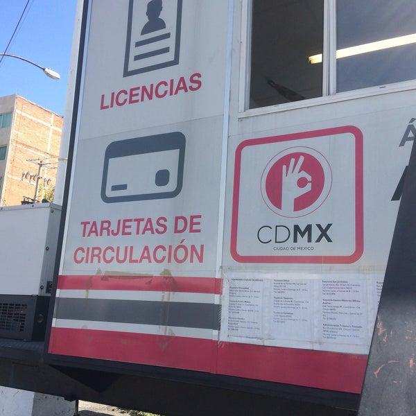 Módulo Móvil De Control Vehicular Del Valle Sur 1 Tip De