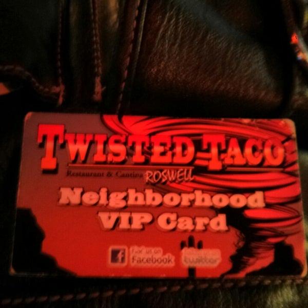Foto scattata a Twisted Taco da Christina C. il 5/11/2013