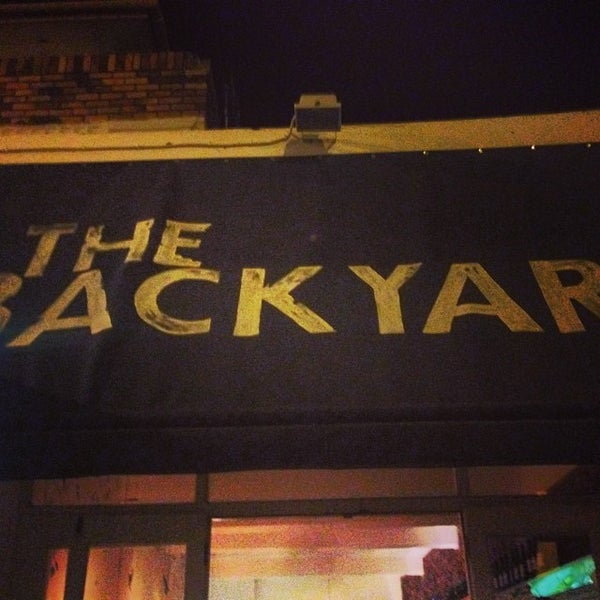 The Backyard Grill and Lounge - BBQ Joint in Cape Town