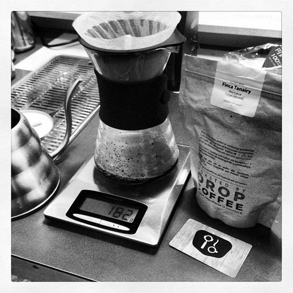Foto tirada no(a) Viggo's Specialty Coffee por Tim J. em 2/28/2013