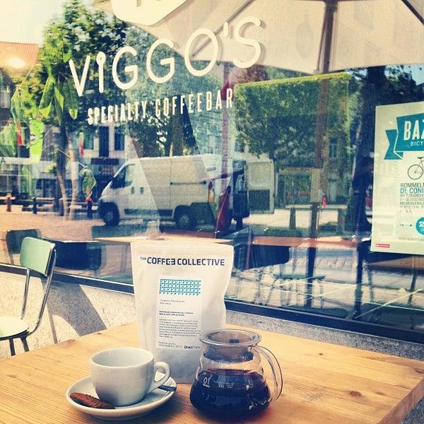 Foto tirada no(a) Viggo's Specialty Coffee por Tim J. em 8/2/2013