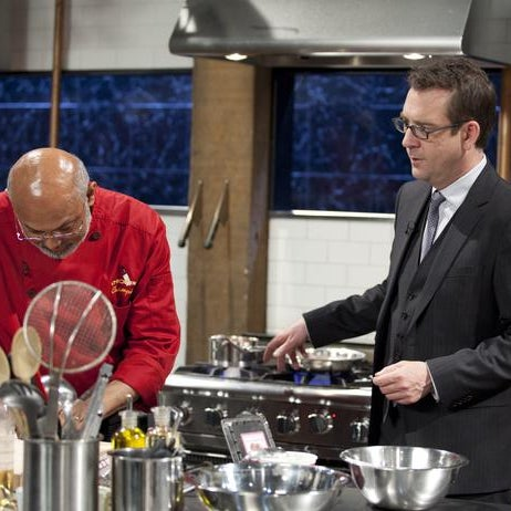 Food Network Chopped Champ in the House @ Spice Symphony